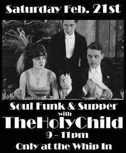 soul funk supper